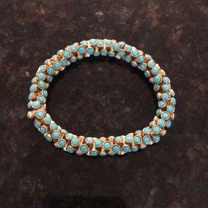 Stella & Dot stretch bracelet